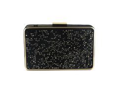 Menbur Occasion Handbags - Black gold - 84491/01 DOTTI BAG