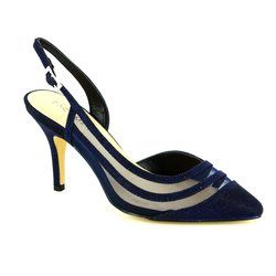 Menbur Heeled Shoes - Navy - 07320/21 ECUADOR