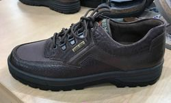 Mephisto Casual Shoes - Dark Brown - B818C85/751 BARRACUDA GORE