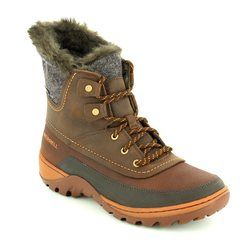 Merrell Boots - Ankle - Brown multi - J02094/20 SYLVA MID LACE