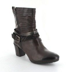 Exclusive to Begg Shoes Boots - Ankle - Brown - 559206/103964 SLICE