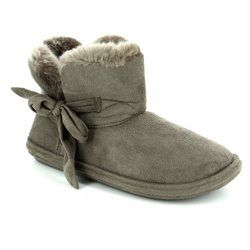LJR Slippers & Mules - Brown - 771120 NICOLETTE