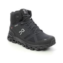 On Running Walking Boots - Black - 2399851- CLOUDROCK TEX