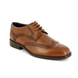 Padders Brogues - Tan - 0155/80 BERKELEY G FIT