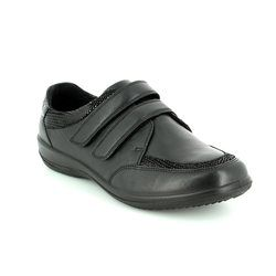 Padders Comfort Shoes - Black - 0668-38 CAITLIN 2E-3E