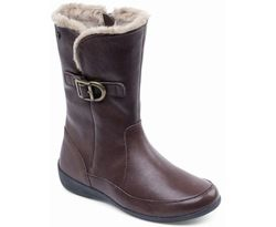 Padders Boots - Short - Brown - 0523/11 CAMDEN EE FIT