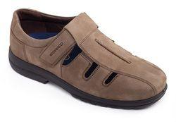 Padders Casual Shoes - Brown - 307-90 DAWLISH