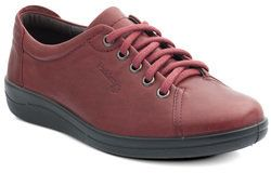 Padders Everyday Shoes - Wine - 235/12 GALAXY