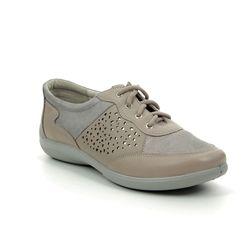 Padders Comfort Lacing Shoes - Grey muti - 872-97 HARP