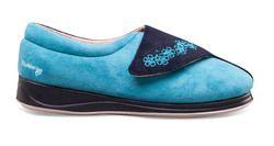 Padders Slippers & Mules - Blue - 424-96 HUG