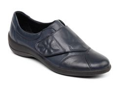 Padders Comfort Shoes - Navy - 423-24 ROSE
