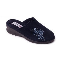 Padders Slippers & Mules - Navy - 4003/24 SABLE 2E FIT