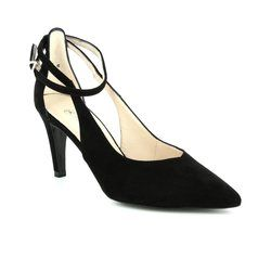 Peter Kaiser Heeled Shoes - Black suede - 76175/240 ELINE