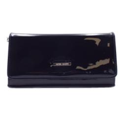 Peter Kaiser Occasion Handbags - Navy patent - 99524/523 LANELLE MEDANA