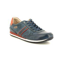 Pikolinos Casual Shoes - Blue - M2A6196/72 LIVERPOOL