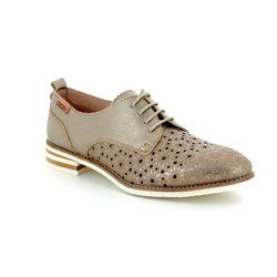 Pikolinos Brogues - Pewter - W3S5777/CL ROYAL