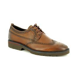 Pikolinos Brogues - Tan Leather - M9M4226/C1 SALOU BROGUE