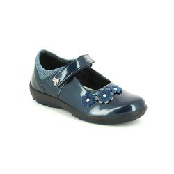 Primigi Girls Shoes - Navy patent - 8573200/70 MARZIA 72