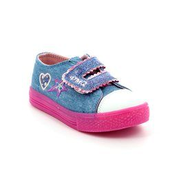 Primigi Girls Shoes - Denim multi - 7329000/90 VELSTAR