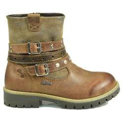 Primigi Girls Boots - Tan - 6593100/11 ZAIRA GORE-TEX