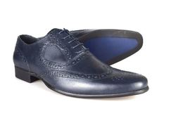 Red Tape Shoes - Blue - 1904/67 CARLOW