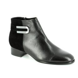 Regarde le Ciel Boots - Ankle - Black - 1002/30 CHRISTION 07