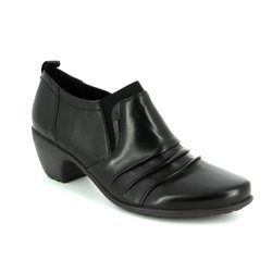 Regarde le Ciel Heeled Shoes - Black - 1008/20 SANDRINA 003