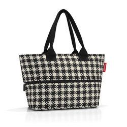 Reisenthel Bags & Leathergoods - Black white - 1711/7028 RJ 7028 SHOPPER