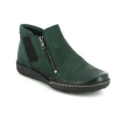 Relaxshoe Boots - Ankle - Green - 215160/80 CALYHITWO
