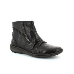 Relaxshoe Boots - Ankle - Black - SUFFLE 37517/30
