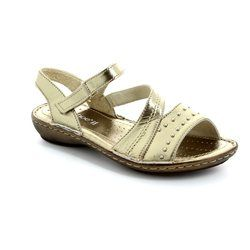Relaxshoe Sandals - Pewter - 009793/60 TORRI