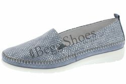 Remonte Comfort Shoes - Pale blue - D1902-12 AERO
