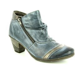 Remonte Boots - Ankle - Blue - D8770-14 ANNITA