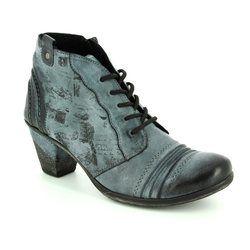 Remonte Boots - Ankle - Blue - D8771-14 ANNITEL
