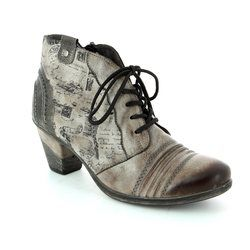 Remonte Boots - Ankle - Taupe multi - D8771-25 ANNITEL
