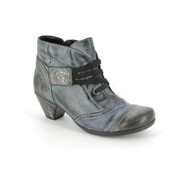Remonte Boots - Ankle - Blue - D1297-14 ANNTANG