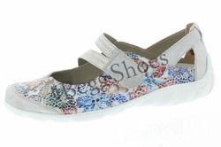 Remonte Mary Jane Shoes - Rainbow effect - R3427-92 LIVIOLA