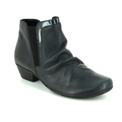 Remonte Boots - Ankle - Navy - D7399-14 MILLER