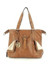 Remonte Handbags - Tan - Q0472-22 MONOBUC