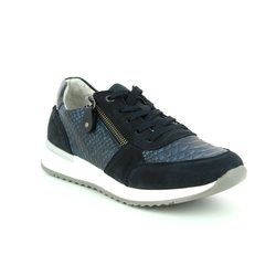 Remonte Trainers - Navy - R7010-15 NEDITH