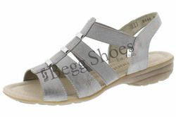 Remonte Sandals - Light Grey - R3644-90 ODINE