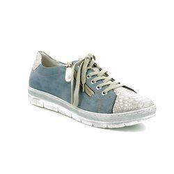 Remonte Comfort Lacing Shoes - Denim multi - D5800-14 RAVENNA