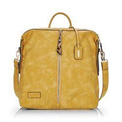 Remonte Handbags - Yellow - Q0519-68 SQUARE BACK