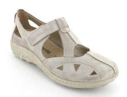 Remonte Comfort Lacing Shoes - Taupe - R8200-42 THEKLAT