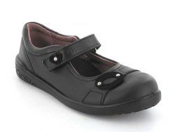 Ricosta Girls Shoes - Black - 86229/090 LILLA
