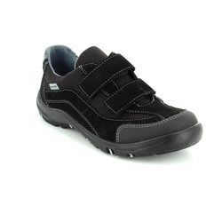 Ricosta Boys Shoes - Black multi - 67350/091 NEPO TEX