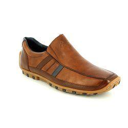 Rieker Casual Shoes - Tan - 08972-25 GARRITA