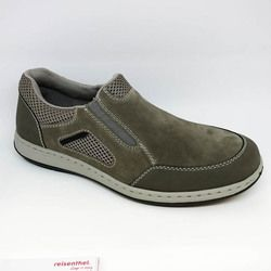 Rieker Casual Shoes - Taupe multi - 17354-45 BASTIA