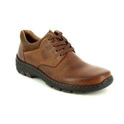 Rieker Casual Shoes - Brown - 19910-26 RAMON