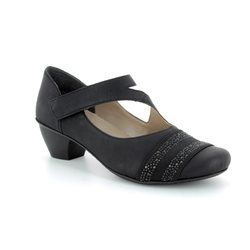 Rieker Comfort Shoes - Black - 47691-00 SARMISTO